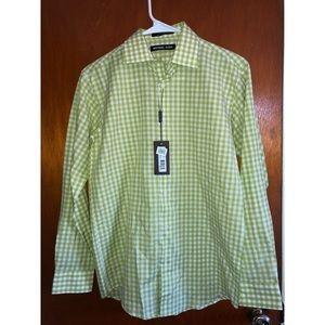 Boys Michael Kors Button Up Shirt - Size 16